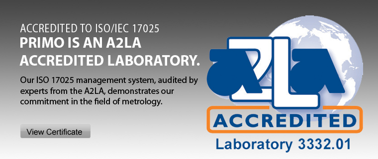 Our ISO 17025 management system, audited by experts from the CLAS, demonstrates our commitment in the field of metrology.